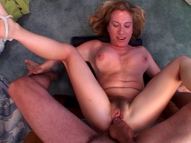 British Babe MILF's Massive Hairy